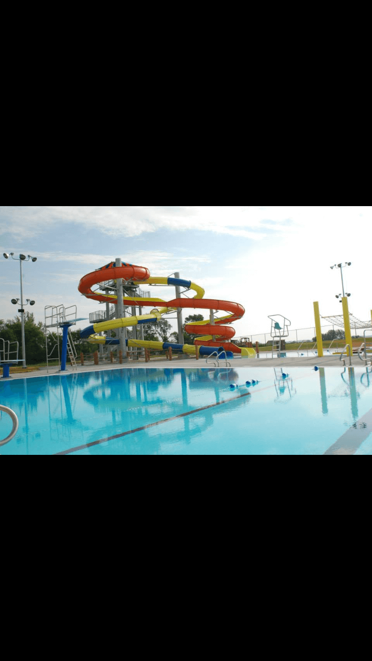 Aquatic center gallery city of adel iowa - Florida building code public swimming pools ...