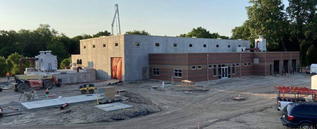 June 2020 - New Water Treatment Plant
